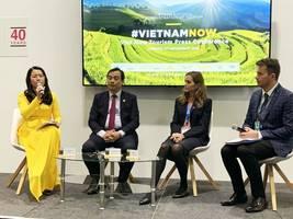Ho Chi Minh City Tourism successfully introduced Ao Dai Festival, ITE HCMC 2020 and Ho Chi Minh City Marathon at WTM London 2019