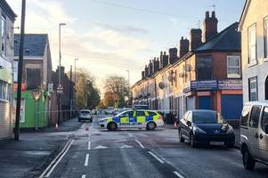 derby police receive reports of injured woman being put into van