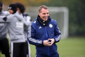 'Drop a hand grenade' – Leicester City boss Brendan Rodgers plans to break up traditional top six