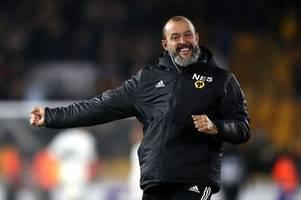 'Big game' - Nuno sends Aston Villa message ahead of Wolves clash
