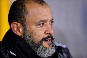 'I hope' - The injury concerns facing Wolves boss Nuno ahead of Aston Villa clash