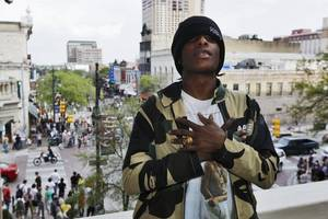 ASAP Rocky changed his mind, will play in Sweden again after jail debacle