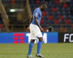 balotelli not in italy squad despite calls for his inclusion