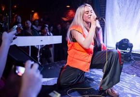 billie eilish fans can earn tickets to her tour by taking environmental action