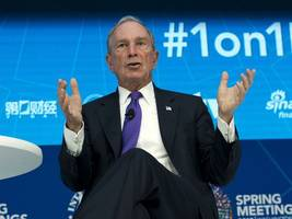 Michael Bloomberg is the antidote to Donald Trump