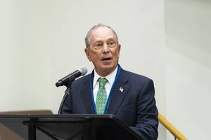 Michael Bloomberg opens door to US presidential run