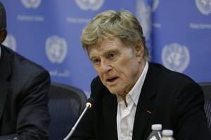 Robert Redford: A race against time to undo damage caused by Trump