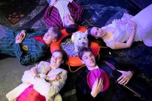 glenalmond college show promises to be whole lottie fun