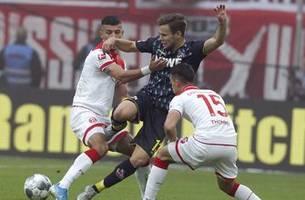 Struggling Cologne fires coach Achim Beierlorzer