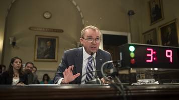 mulvaney asks to join lawsuit over impeachment inquiry