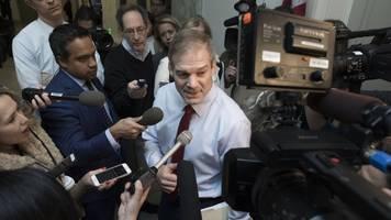 Rep. Jim Jordan Accused Of Disregarding Sexual Misconduct Complaint