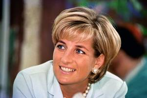 princess diana 'hid secret from prince charles' when pregnant with prince harry