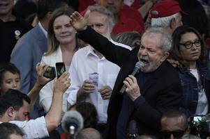 Brazil's ex-president freed from prison