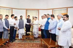 Devendra Fadnavis: Wrong of Shiv Sena to shun BJP and speak to Congress, NCP