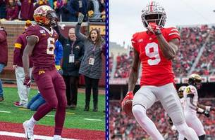 Big Ten Football Week 11: Ohio State & Minnesota on collision course for title