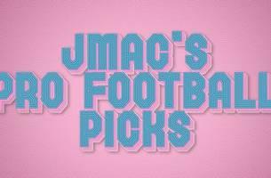 Week 10 NFL picks against the spread, ranked in order of confidence   J-MAC'S NFL SUPER 6