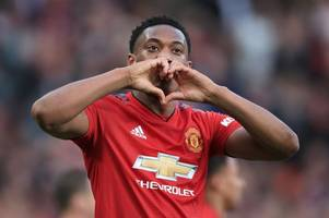 Man Utd vs Brighton LIVE: Confirmed team news as Anthony Martial starts