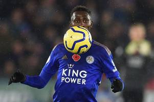 Wilfred Ndidi bulldozes James Maddison – Leicester City moments you may have missed