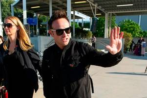 Ant McPartlin's exciting hints about I'm A Celebrity 2019 as he flies to jungle with girlfriend