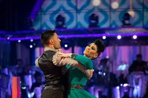 Strictly Come Dancing fans stunned as Michelle Visage finds herself in bottom two