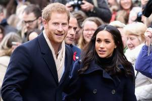 meghan markle and prince harry share brilliant instagram post to announce hiv awareness drive