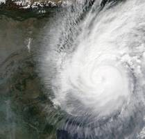 20 dead as Cyclone Bulbul smashes into India, Bangladesh coasts