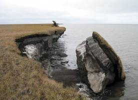 arctic coastal degradation releases more locked up greenhouse gases: study