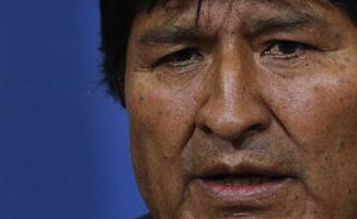 Evo Morales resigns Bolivian presidency after disputed election