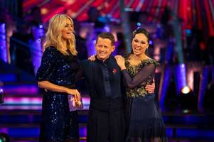 Mike Bushell booted off Strictly Come Dancing after dance-off showdown