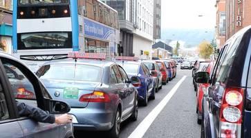 Northern Ireland traffic alerts: Latest updates