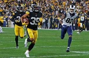 Minkah Fitzpatrick, Steelers defense prove too much for Rams