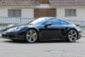 2020 porsche 911 turbo s coming with 641 horsepower