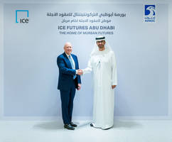 intercontinental exchange to launch new exchange in abu dhabi global market (adgm) to host world's first murban crude futures contracts