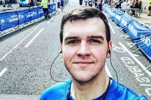 Man dubbed the mental health runner urges others to take up running to combat mental health issues