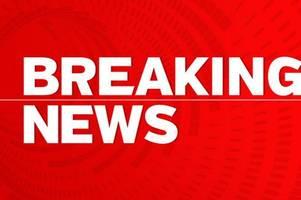 M5 traffic Live: Crash involving two lorries closes three lanes