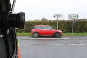everything an ex-police officer says drivers need to know about speed camera vans