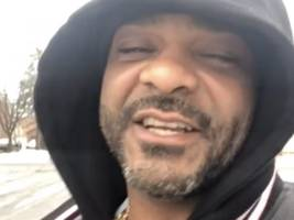 Jim Jones Really, Really, Really Loves His New Dog + Shows Just How Super His Best Friend Is