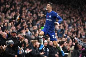 The moment that had BBC pundit purring over Chelsea's Christian Pulisic against Crystal Palace