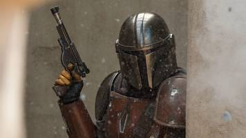 disney plus' 'star wars' series, 'the mandalorian,' proves the franchise can make the leap from theaters to prestige tv