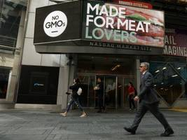 beyond meat insiders are rushing to sell after the company's post-ipo lockup expired. here's how much each sold for. (bynd)