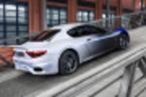 maserati granturismo zeda, mercedes-maybach gls, aston martin vantage roadster: car news headlines
