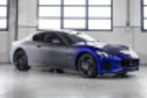 maserati ends granturismo production ahead of new sports car's arrival