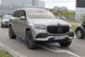 mercedes-maybach gls to debut at 2019 guangzhou auto show with rumored $200,000 sticker