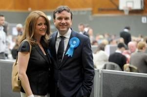 Bombshell announcement from Andrew Griffiths ahead of General Election