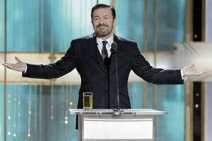 Ricky Gervais set to host Golden Globes for fifth time after sparking outrage