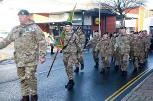 North Devon pays tribute to its heroes at Remembrance Sunday services