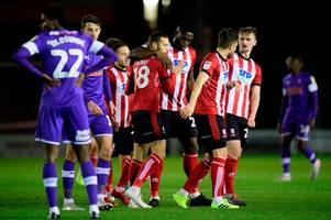 lincoln city 3-0 rotherham united match report - imps fall one goal short of efl trophy progress