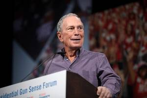 bloomberg files paperwork in arkansas to get on the primary ballot