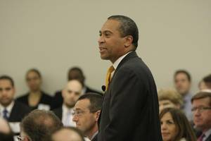 report: deval patrick considering a run for white house