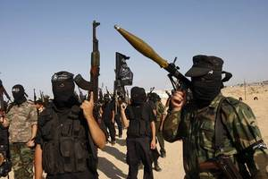rocket fire after israel kills palestinian militant commander in gaza strike